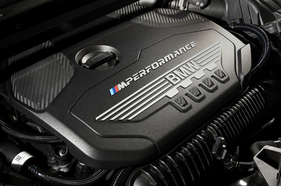 BMW X2 M35i 2019 first drive review - engine