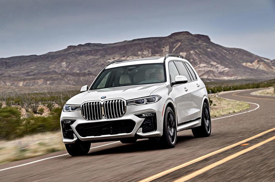 BMW X7 M50i 2020 : premier bilan de la conduite - à suivre