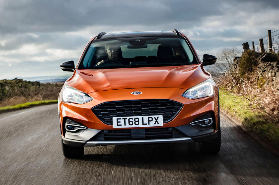 Ford Focus Active 1 0 Ecoboost 2019 review | Autocar