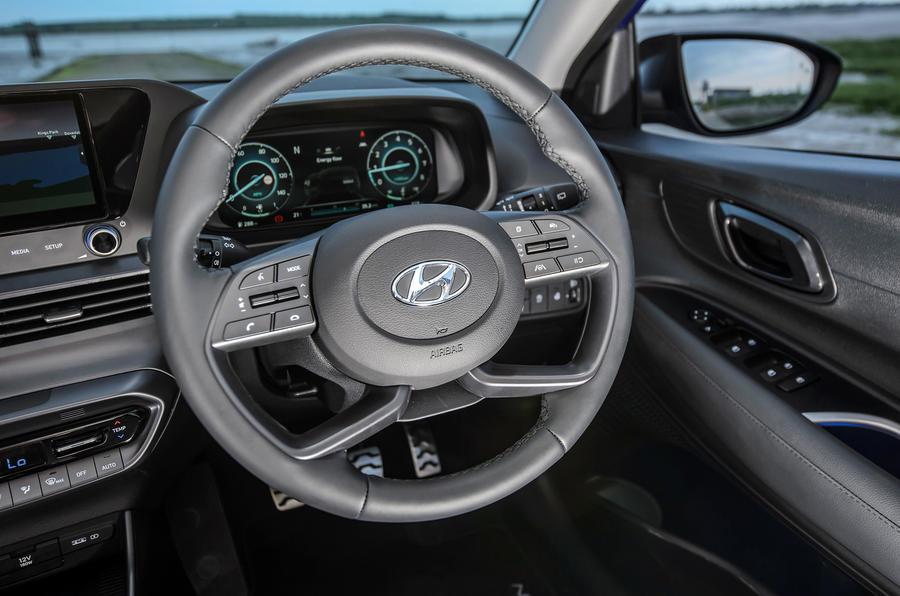 12 Volant de Hyundai Bayon 2021 UE FD