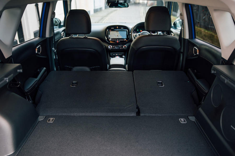 Kia Soul EV 2020 : premier bilan de la conduite au Royaume-Uni - boot