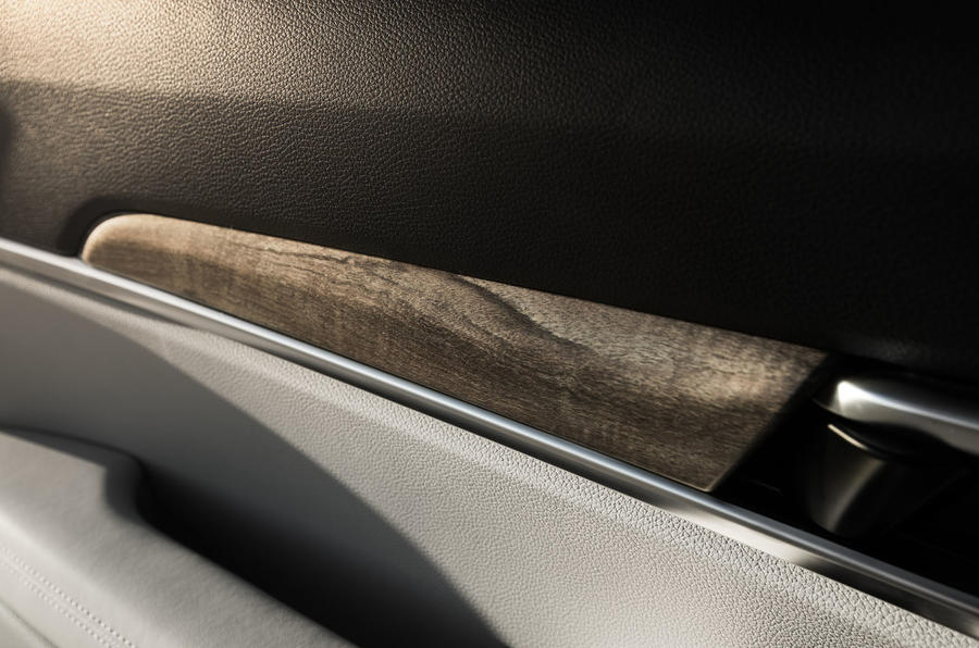 Kia Telluride 2019 first drive review - interior trim