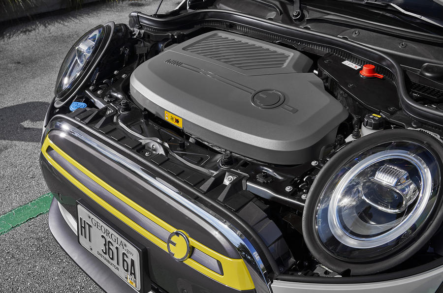 Mini Electric 2020 first drive review - engine