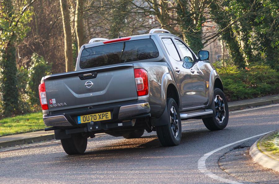 Nissan Navara 2020 : premier bilan de conduite au Royaume-Uni - sur la route du retour