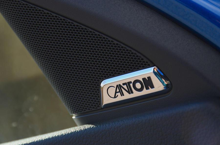 Skoda Octavia vRS diesel longterm review speakers