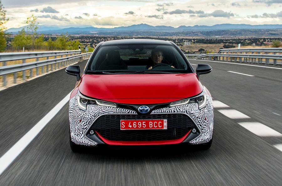 Toyota Corolla 2 0 hybrid hatchback 2019 review | Autocar