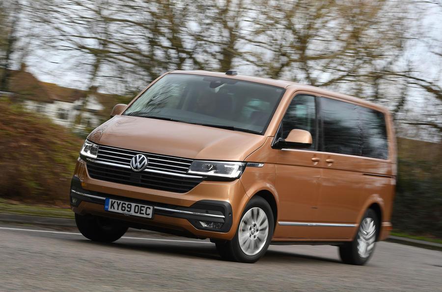 volkswagen caravelle 2.0 tdi executive 2020 uk review