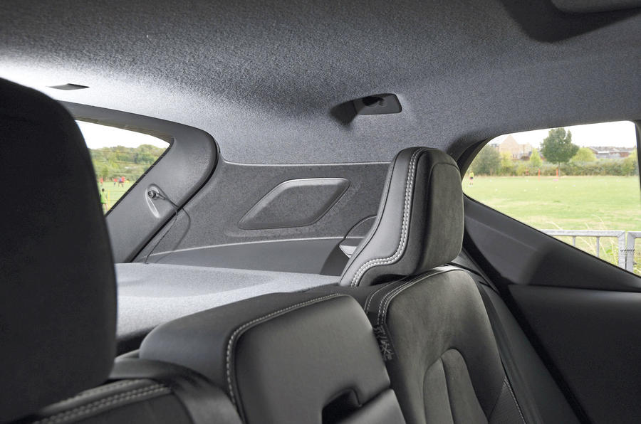 Volvo XC40 2018 long-term review - rear seats