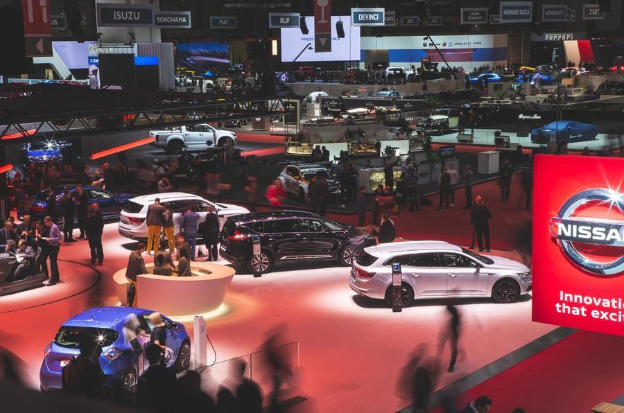 Geneva motor show cancelled in wake of Swiss events ban