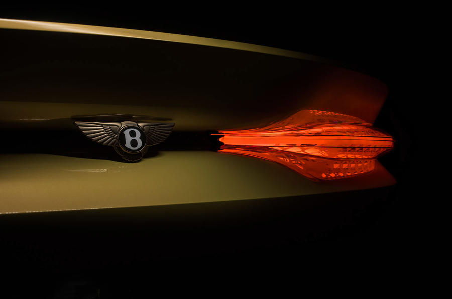 Bentley Bacalar 2020 - tail-light