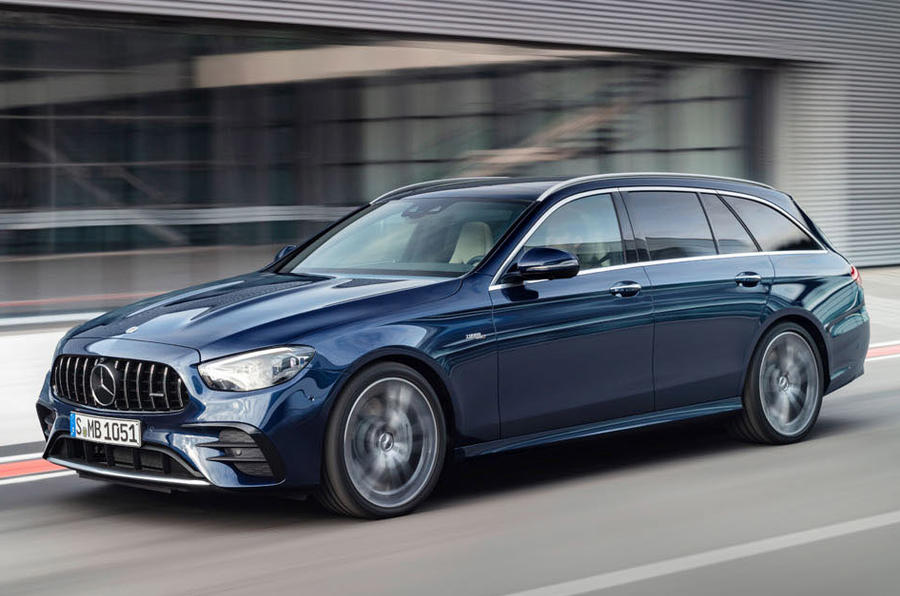 Facelifted Mercedes E-Class gains new engines and interior ...