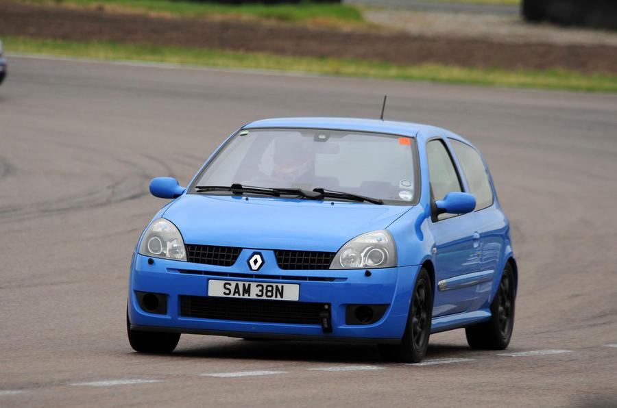 Renaultsport Clio 182