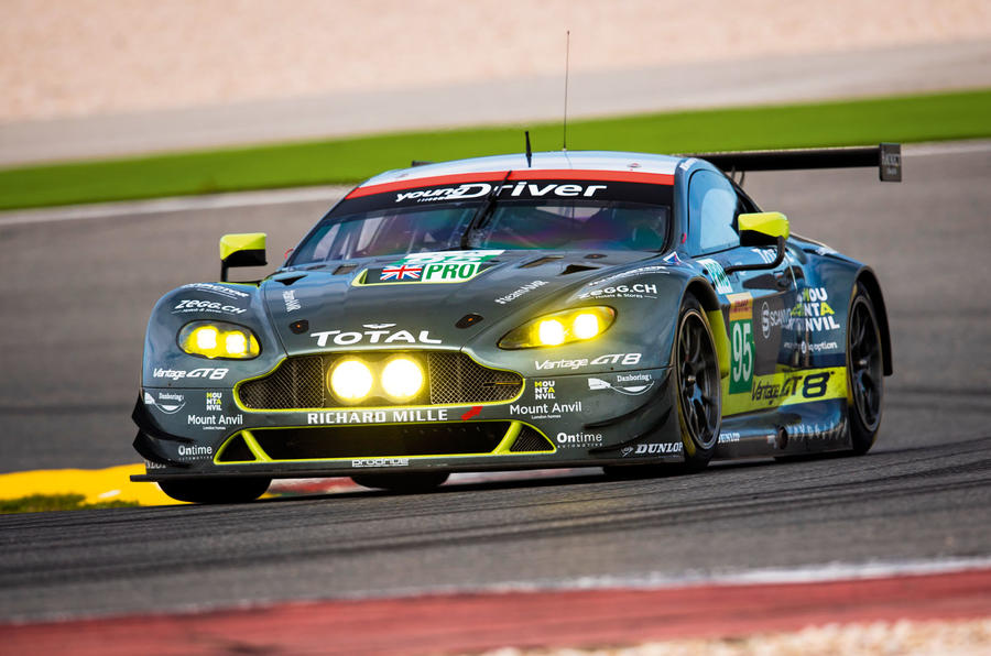 Wec 2017 Preview Driving An Aston Martin V8 Vantage Gte