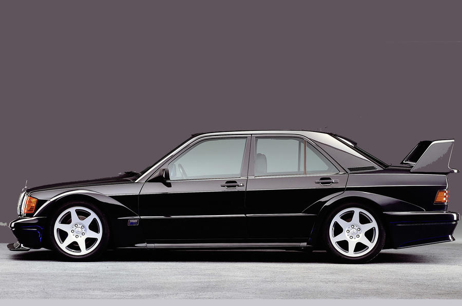 Mercedes-Benz 190E 2.5-16 Evolution II (1990)