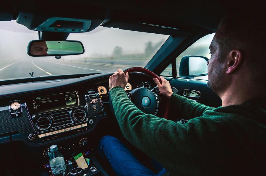 Rolls-Royce Dawn 2016 - interior