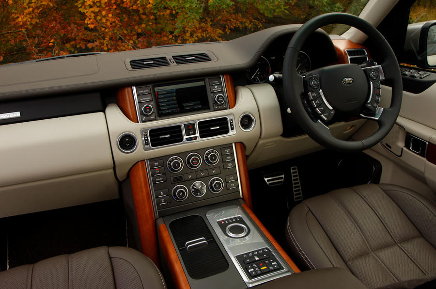 Used buying guide Range Rover L322
