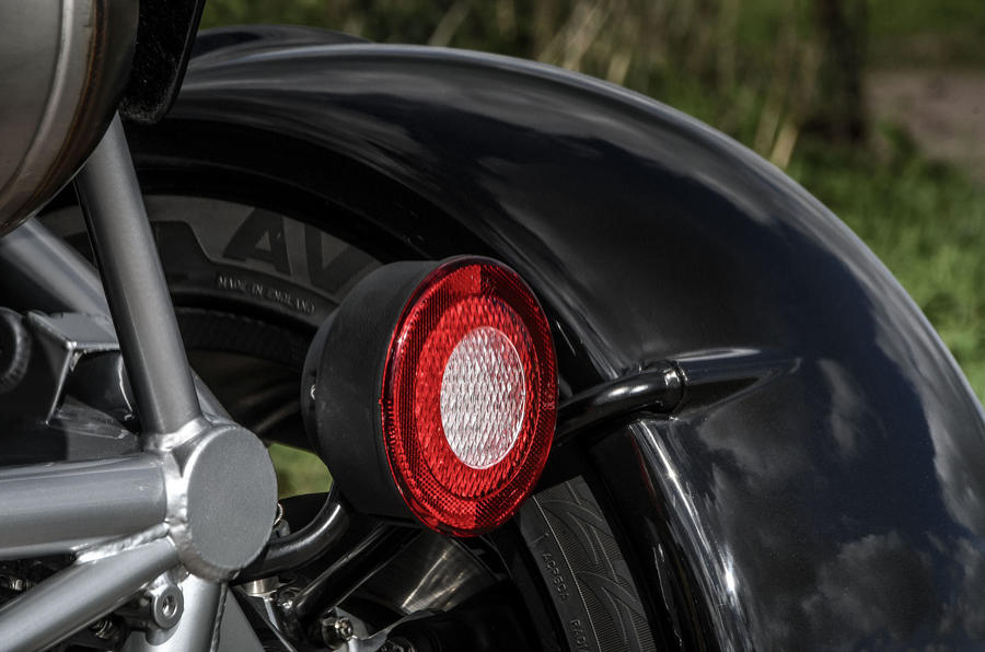 Ariel Atom 4 2018 first drive review rear lights