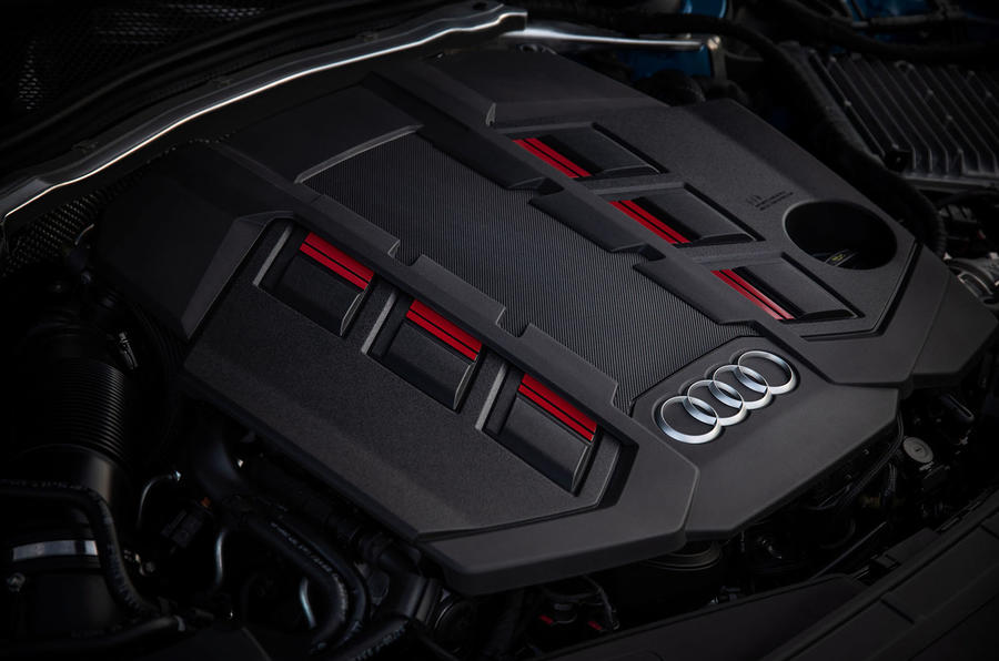 Audi S4 2019 first drive review - engine