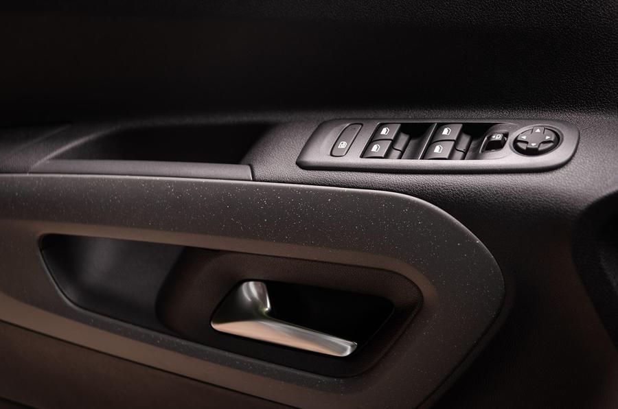 Citroen Berlingo 2018 first drive review door cards