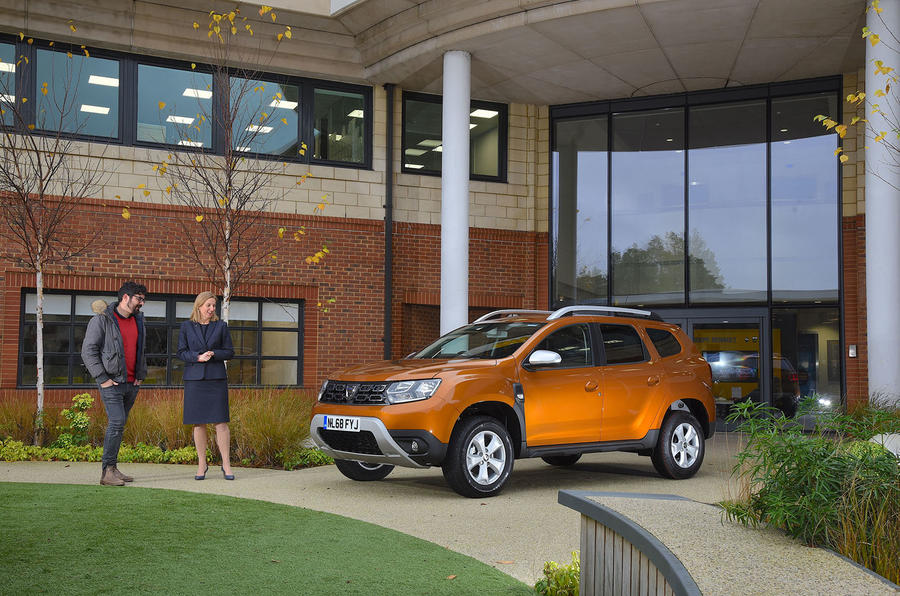 Dacia Duster 2019 long-term review - collection static