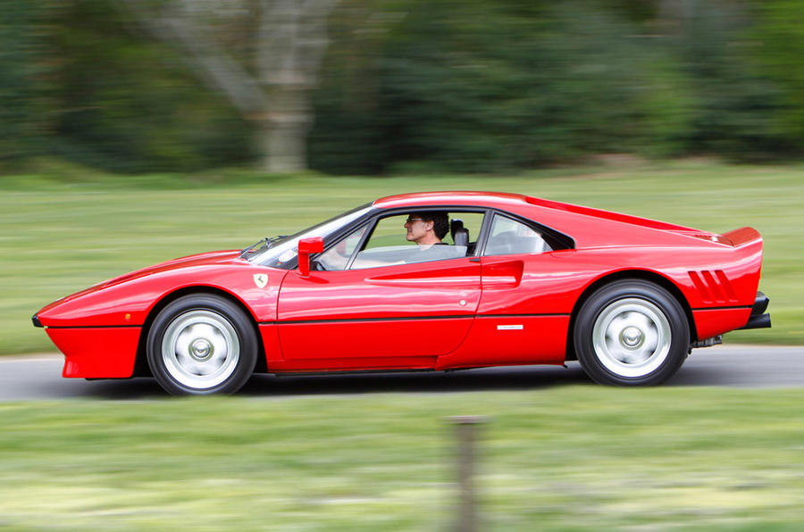 Ferrari 288 GTO - hero side