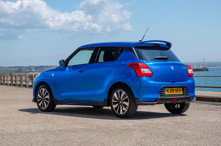 Suzuki Swift Attitude 2019 UK review | Autocar