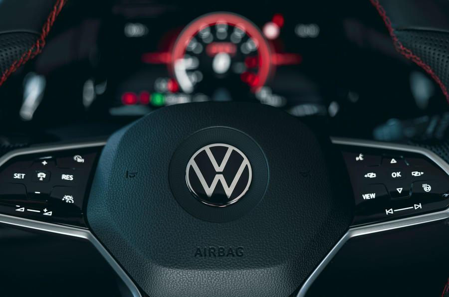 13 Volant de Volkswagen Golf GTI Clubsport 45 2021 UE FD