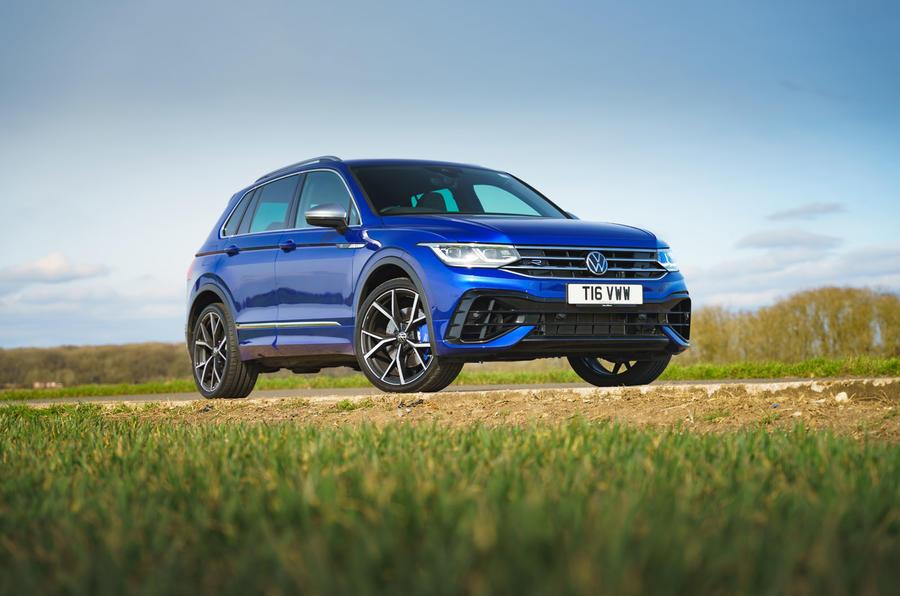Volkswagen Tiguan R 2021 UK review | Autocar