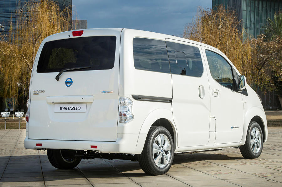 Nissan Electric Futures delivers the company's green plans
