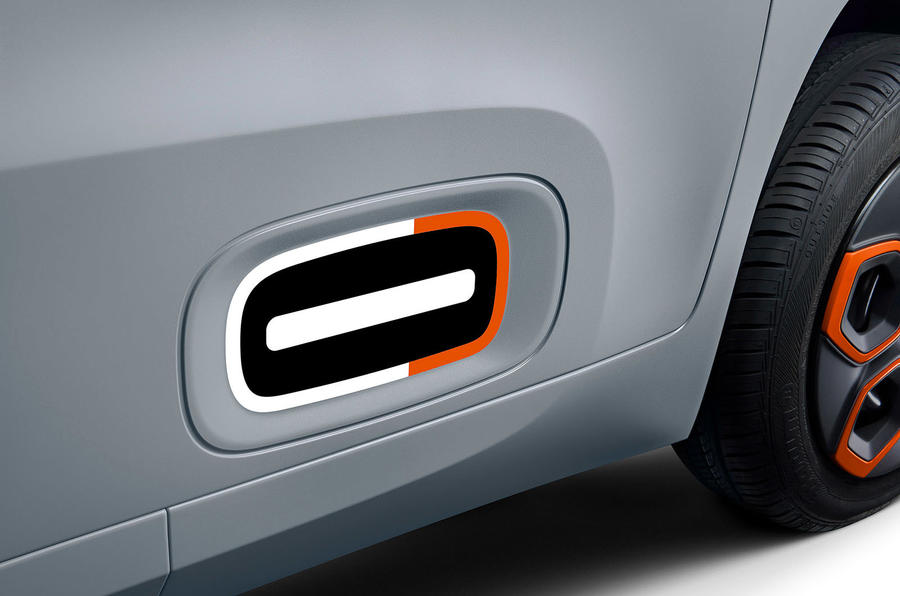 Citroën Ami 2020 - lower door