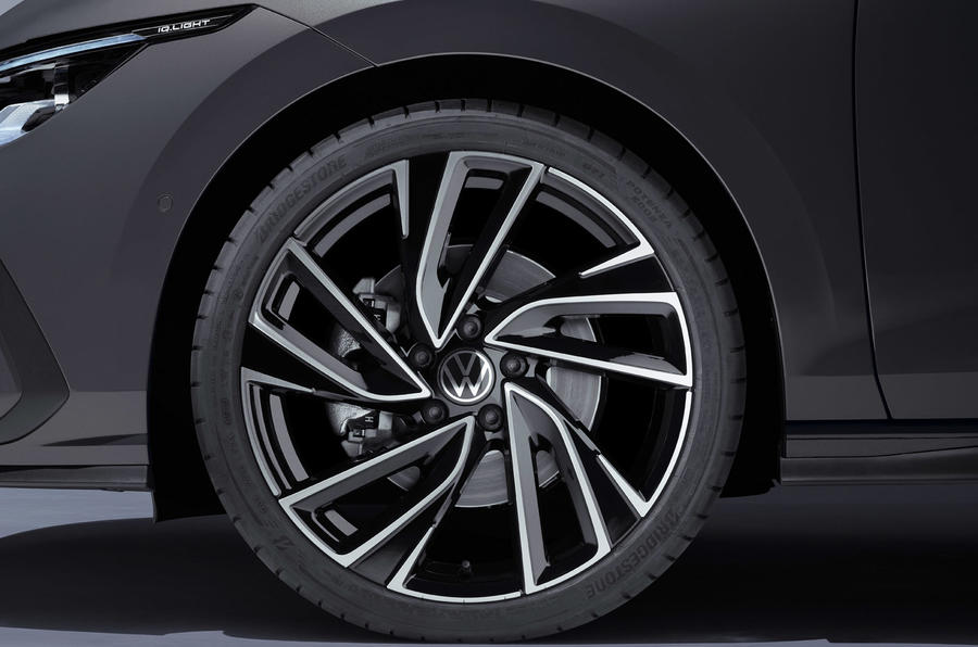 Volkswagen Golf GTI 2020 - wheel