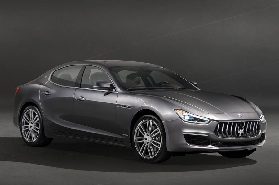 Maserati Ghibli facelift to be revealed in China tomorrow