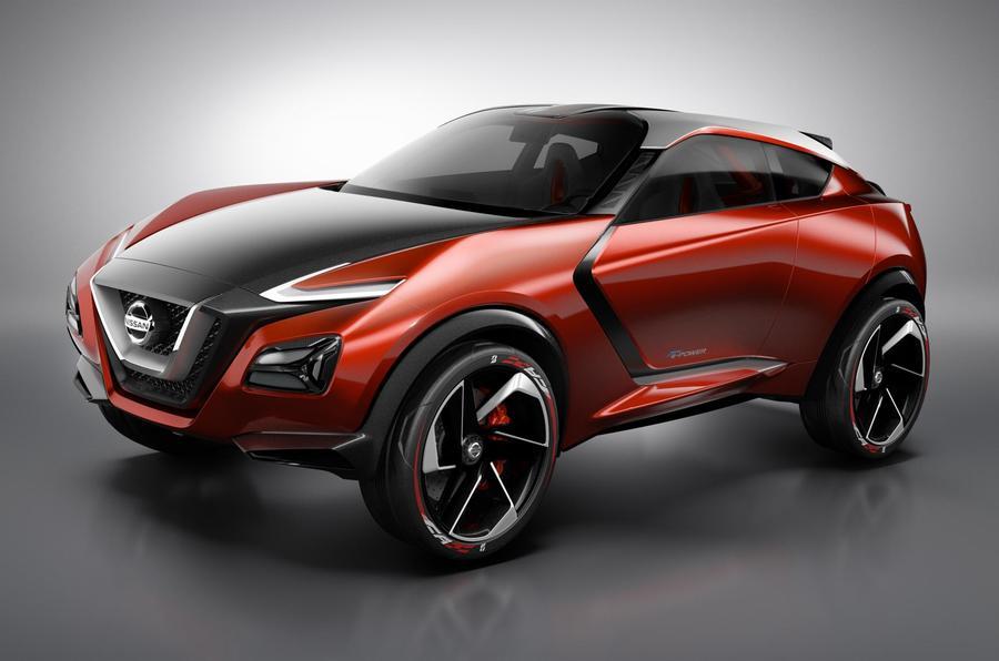 Nissan Gripz concept car