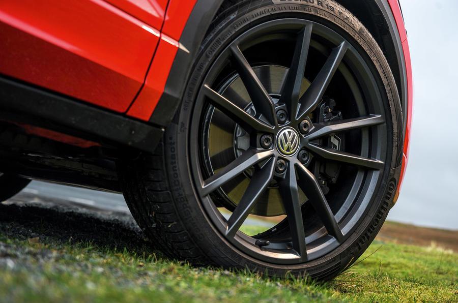 VW T-Roc R - wheels
