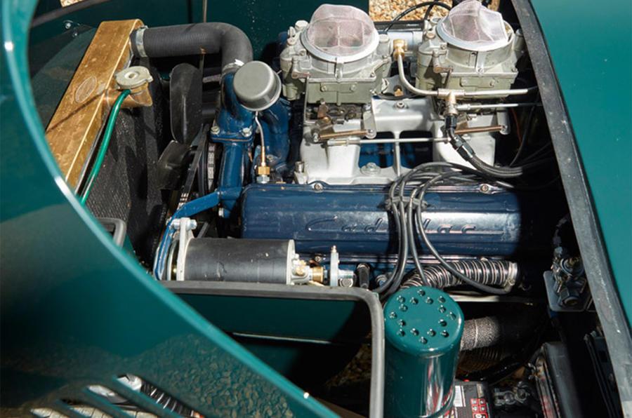 Allard JR - engine
