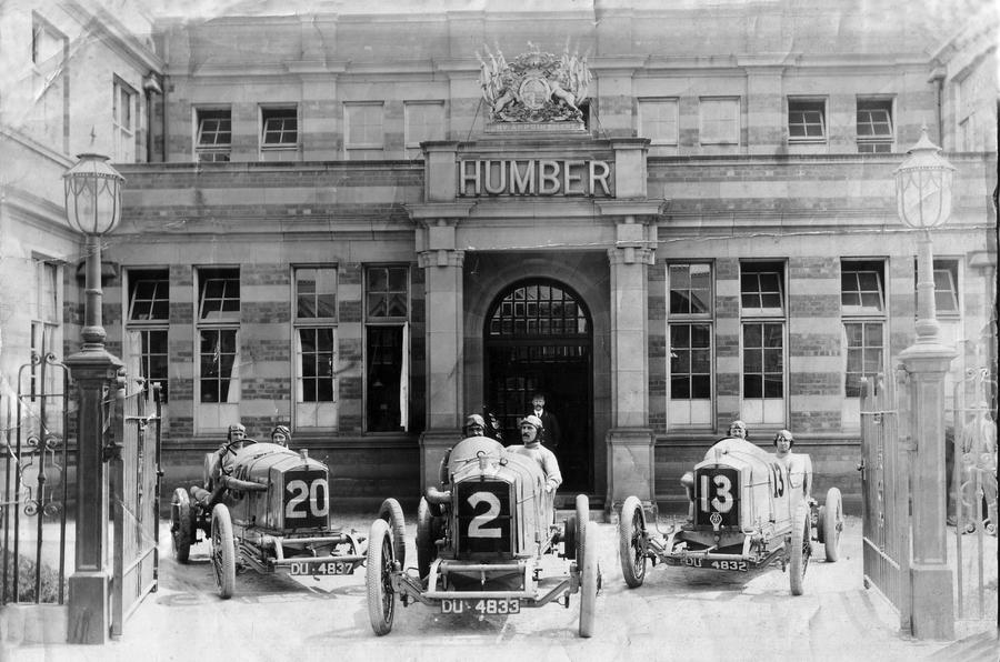 Humber factory