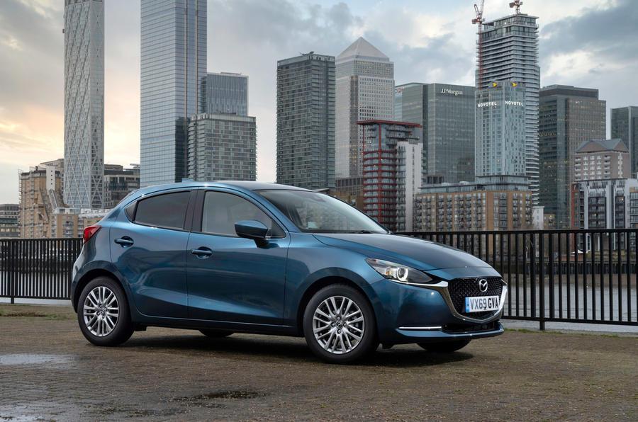 Mazda 2 1.5 Skyactiv-G Sport Nav 2020 UK review | Autocar