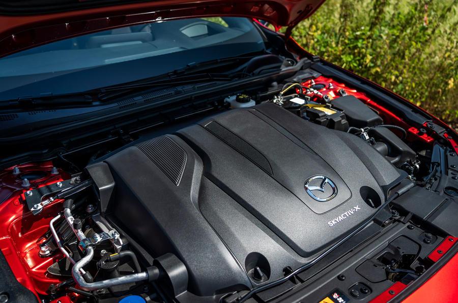 Mazda 3 Skyactiv X 2 0 2019 Review Autocar