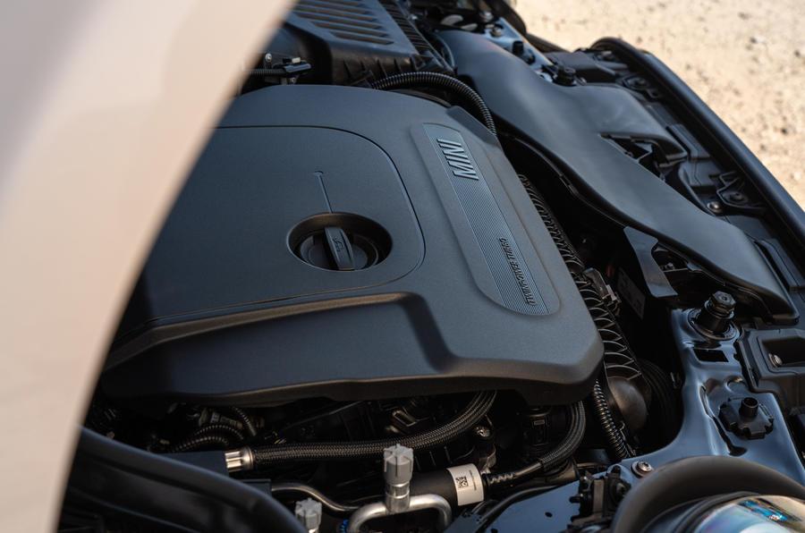 14 Mini Cooper S 2021 UE FD moteur