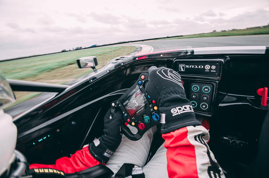 Radical SR10 2020 UK first drive review - driving