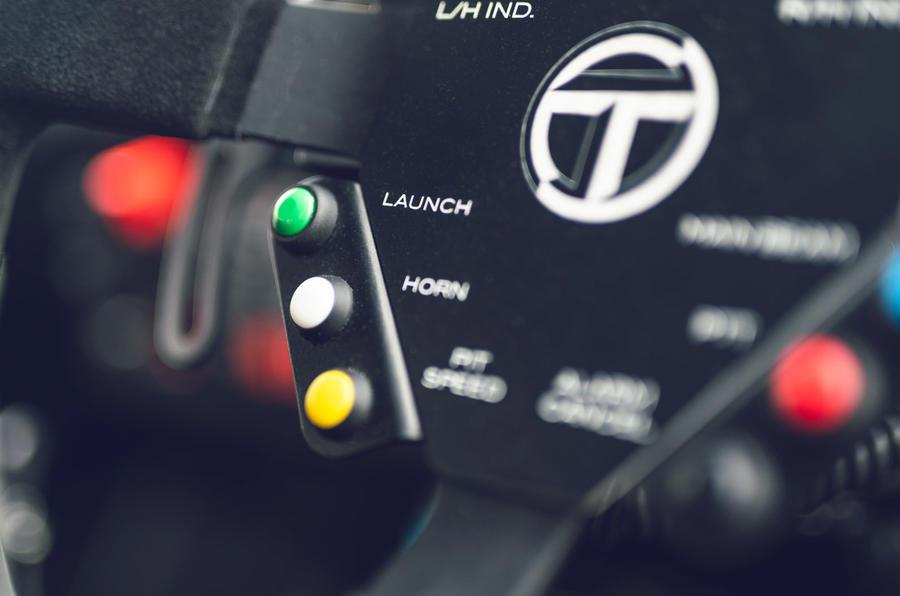 14 Tolman Talbot Sunbeam Lotus 2021 : premier contrôle de lancement de la revue d'entraînement