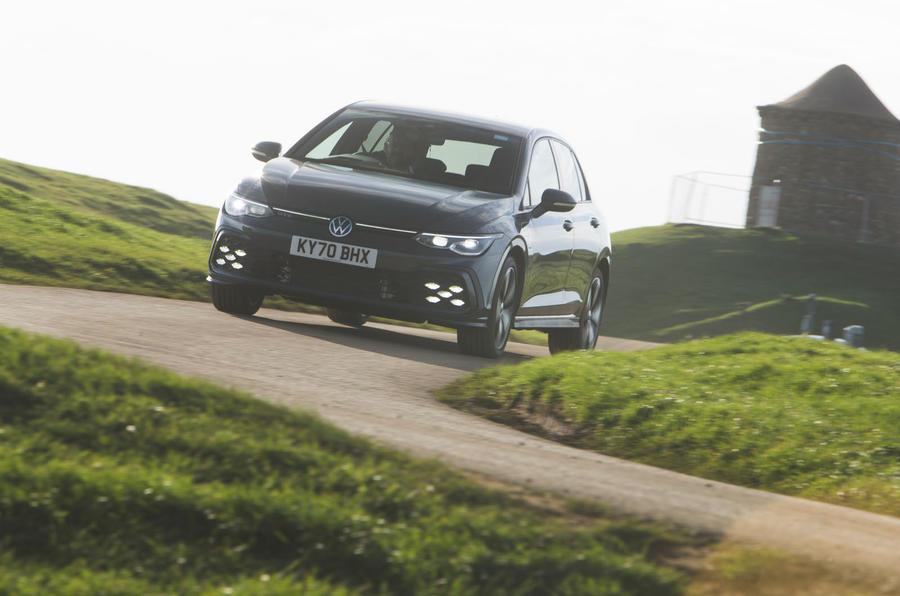 Volkswagen Golf GTE 2020 : premier bilan de conduite au Royaume-Uni - sur la route