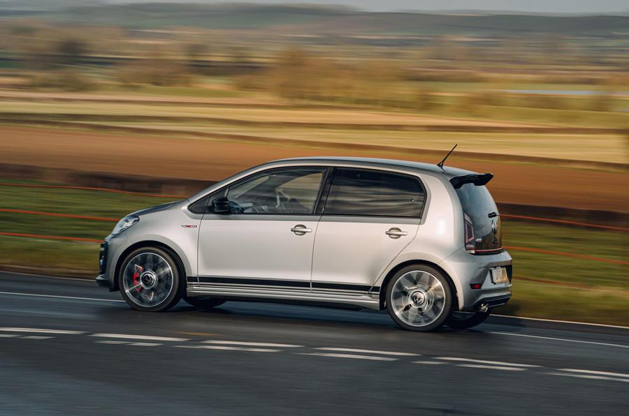 Volkswagen Up GTI 2020 : premier bilan de conduite au Royaume-Uni - sur la route