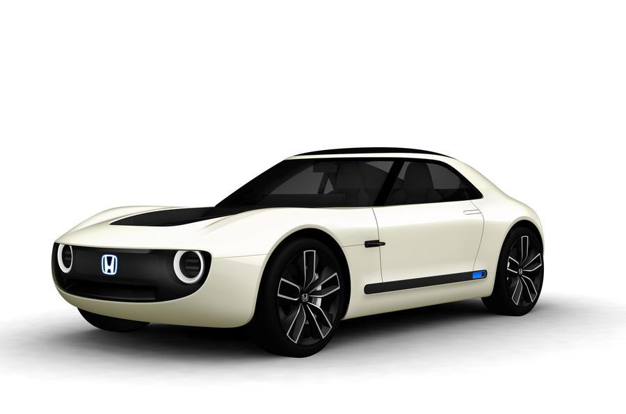 Honda e prototype to spawn family of small EVs | Autocar