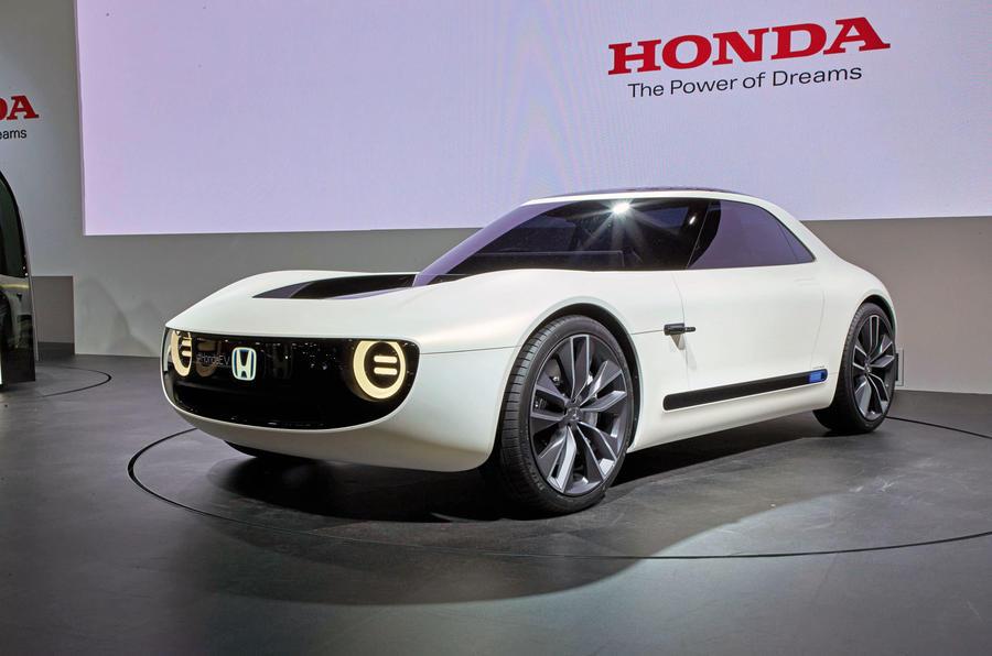 Honda Sports EV Concept Tokyo motor show