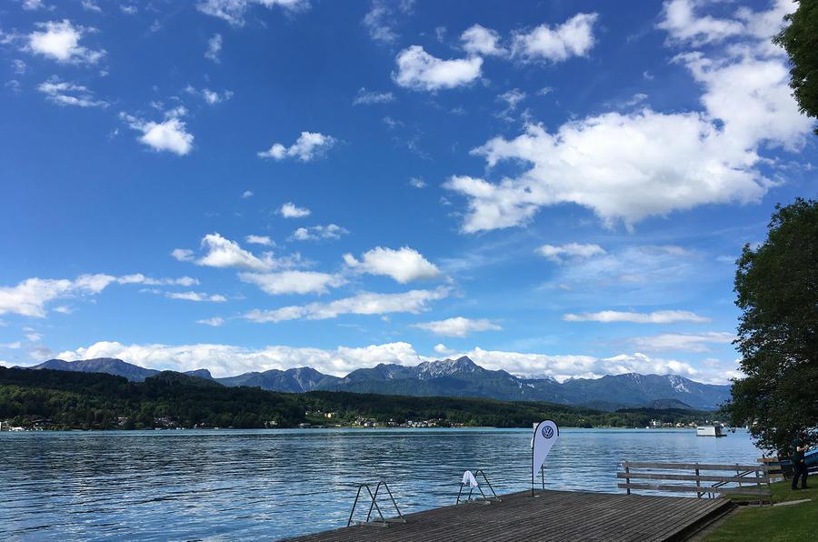 Wörthersee Treffen 2017 lake