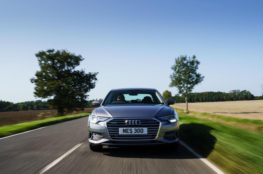 Audi A6 50 TFSIe 2021 UK review | Autocar