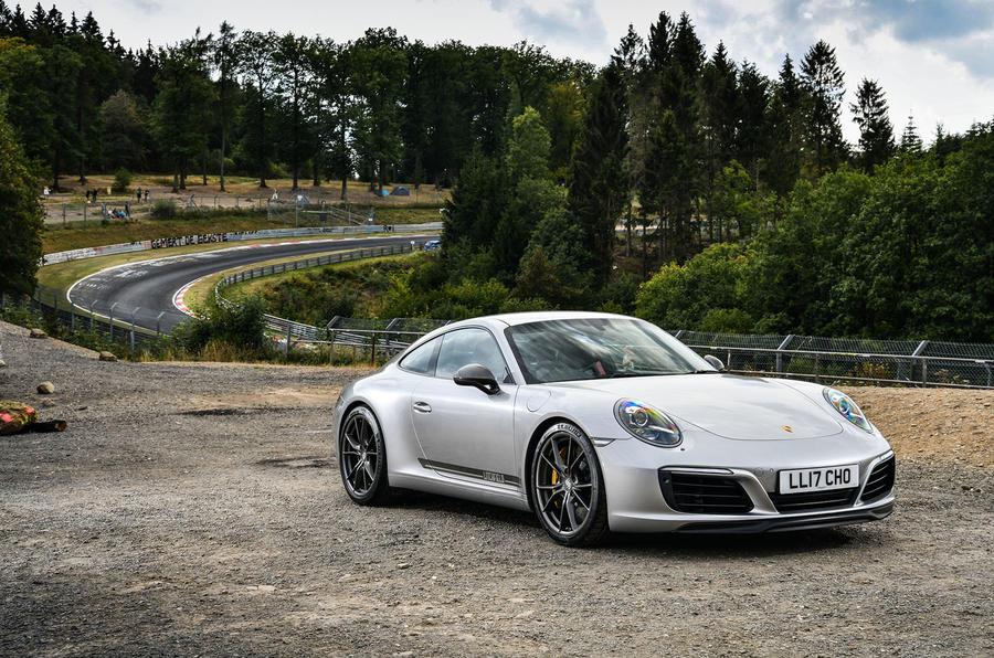 Litchfield Porsche 911 Carrera T 2018 first drive review - static front