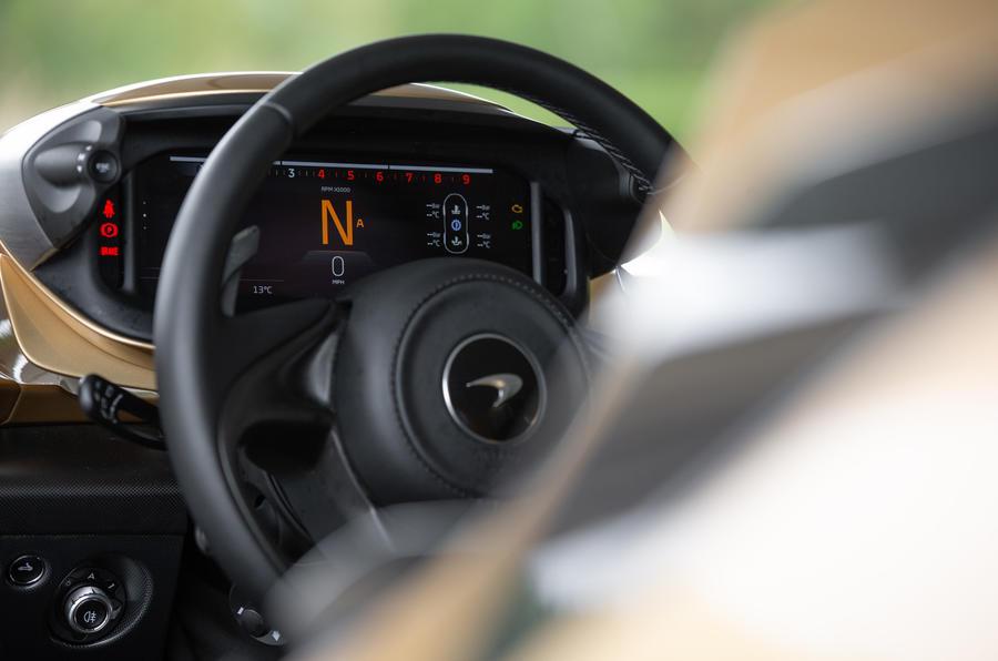 15 Instruments McLaren Elva 2021 UE FD
