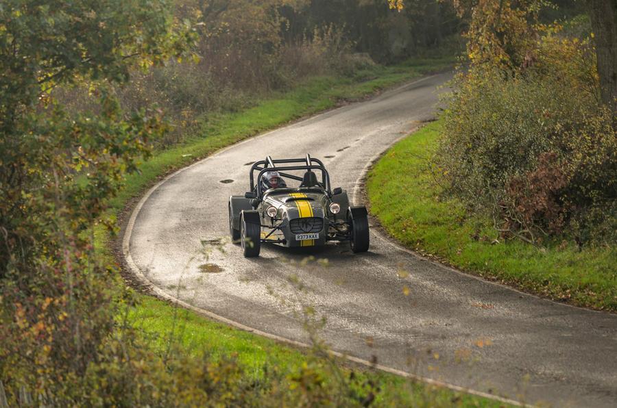 15 MK Indy Hayabusa 2021 : premier bilan de conduite au Royaume-Uni